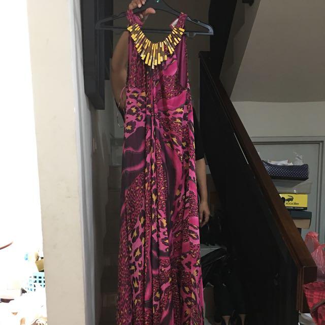Maksi Dress