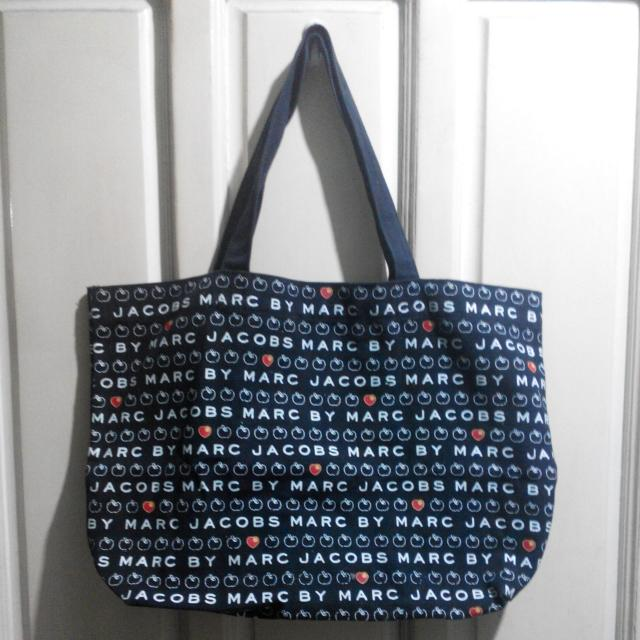 Marc Jacobs Canvas Tote Bag