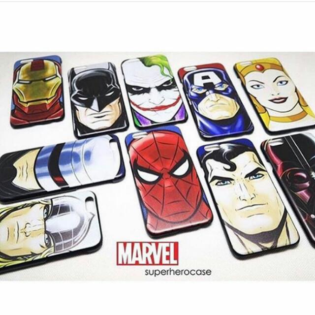 Marvel Hardcase