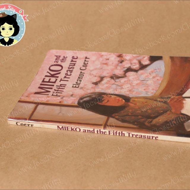 mieko and the fifth treasure coerr eleanor
