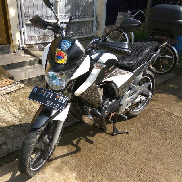 Motor Megapro 2011