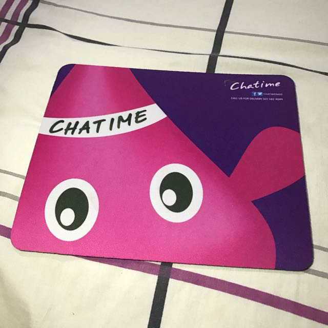 Mouse Pad Chatime