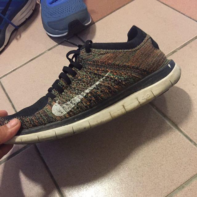 8e5927781fd3 Nike Free 4.0 Flyknit