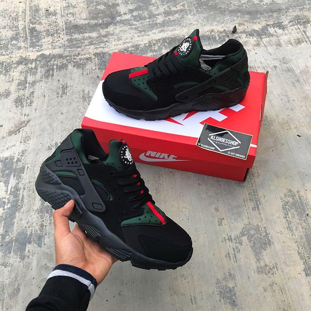 online retailer 9a347 a7298 Nike Huarache X Gucci