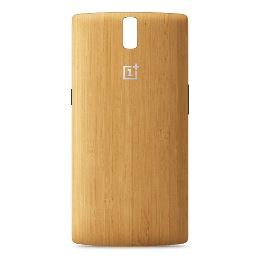 on sale 29db6 8cd53 OnePlus One Bamboo StyleSwap Cover