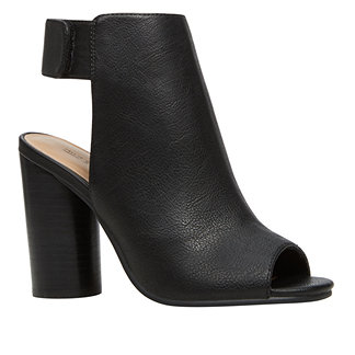 OPEN-TOE BOOTIE FROM CALLITSPRING SIZE 9