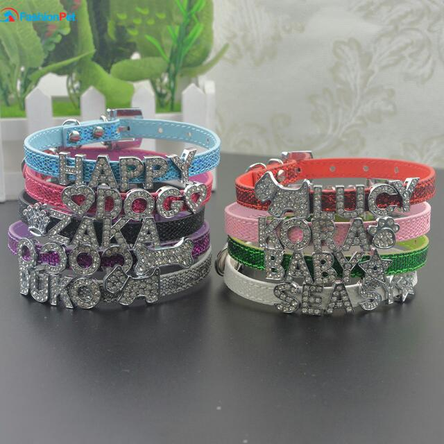 Personalized Cat Or Small Dog Collar