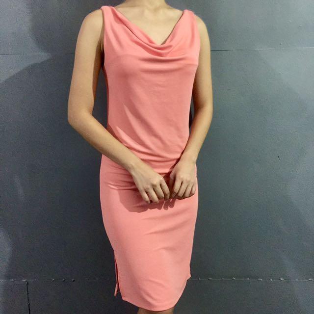 Pink Semi Formal Dress