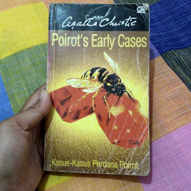 Poirot Early Cases Agatha Christie