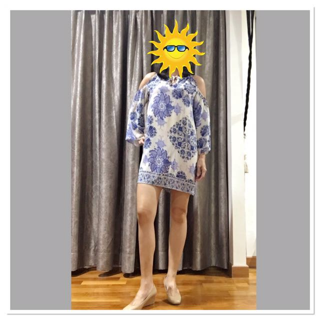 Reprice!!! Porcelain Dress