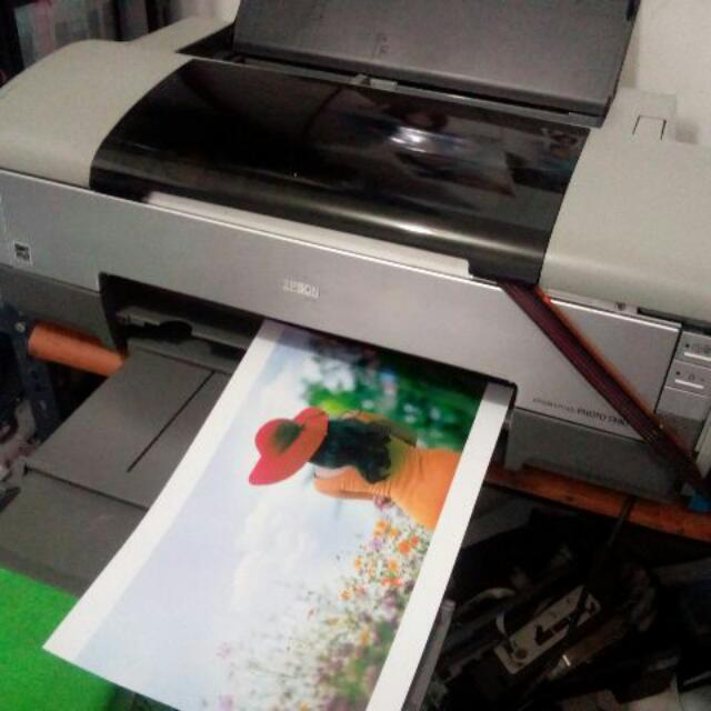 Printer Epson 1390 A3 Elektronik Lainnya Di Carousell