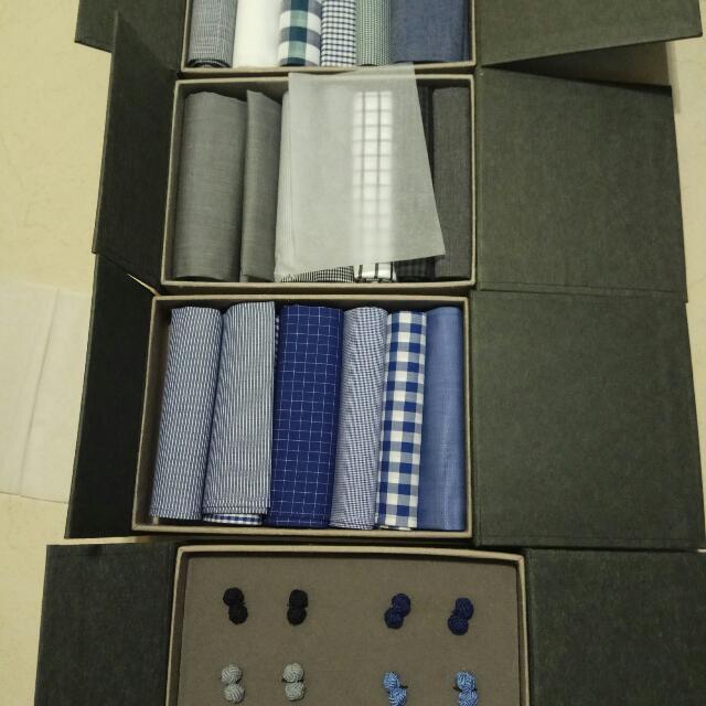 Pye 手帕 $150 盒