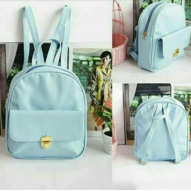 Ransel Mini Gesper