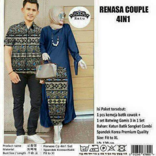 Renasa Couple