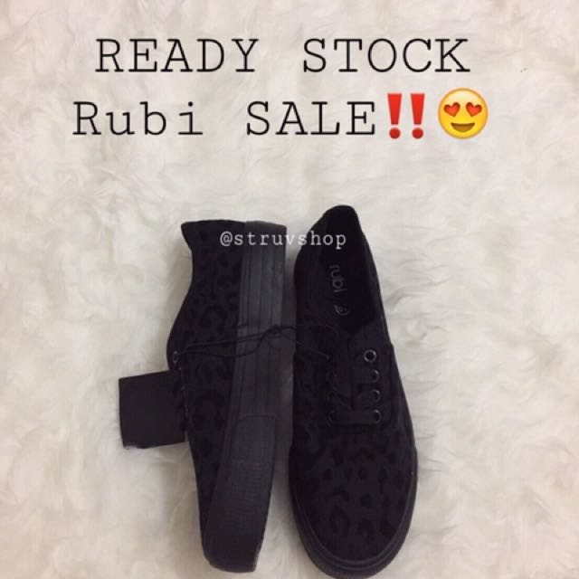 Rubi - Shoes Leopard