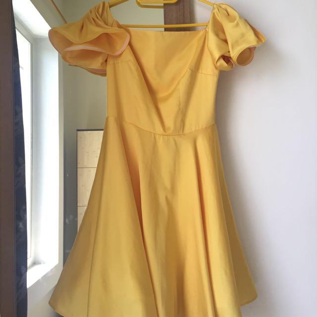 Sabrina Belle Dress