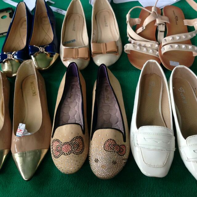 Sepatu Cuci Gudang Impor Branded