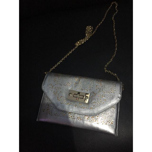 Silver Clutch (BKK)