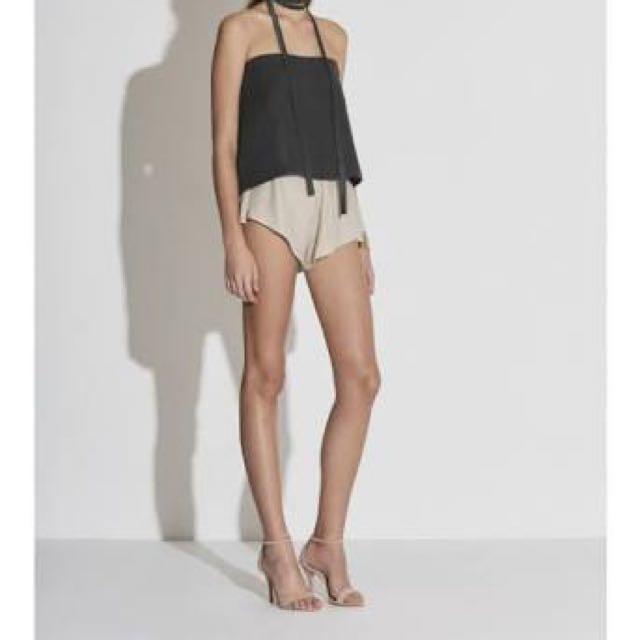 Sir The Label Silk Shorts