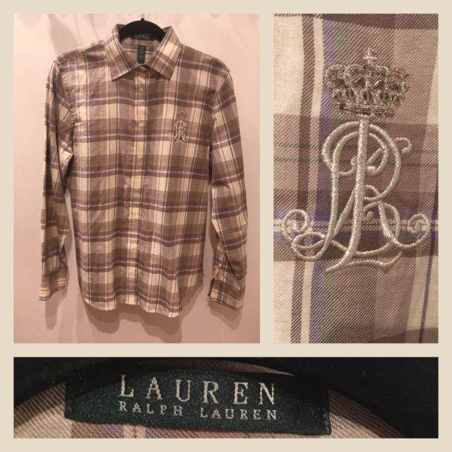 Size L - LAUREN Ralph Lauren - Blouse