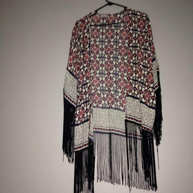 size S/M TEMT kimono