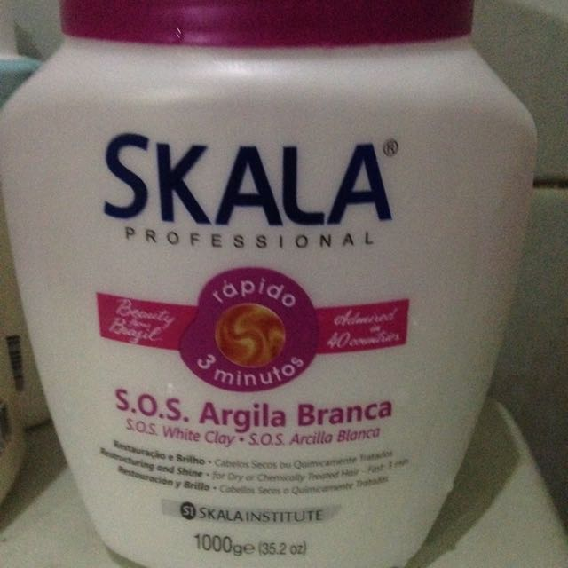 Skala Hair Treatment Conditioner