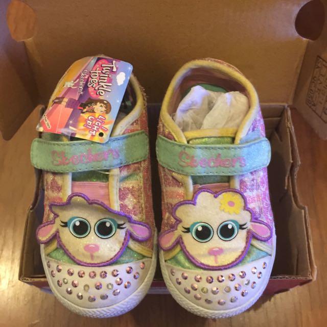 Skechers Twinkle Toes Shoes