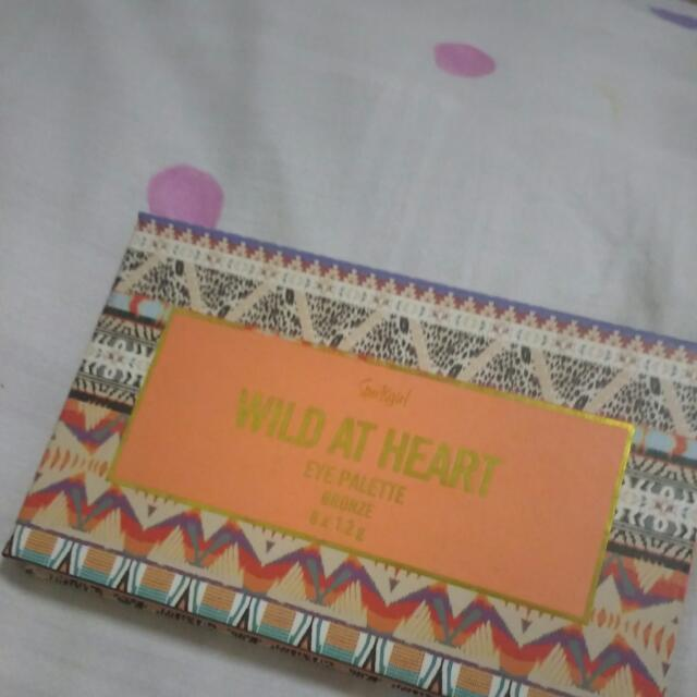 Sportsgirl Wild At Heart Eye Palette