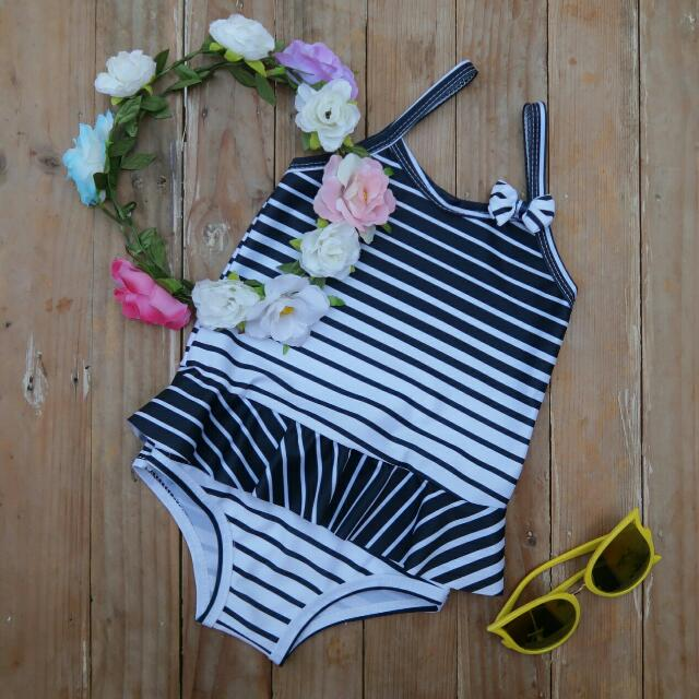 Striped Swimmies