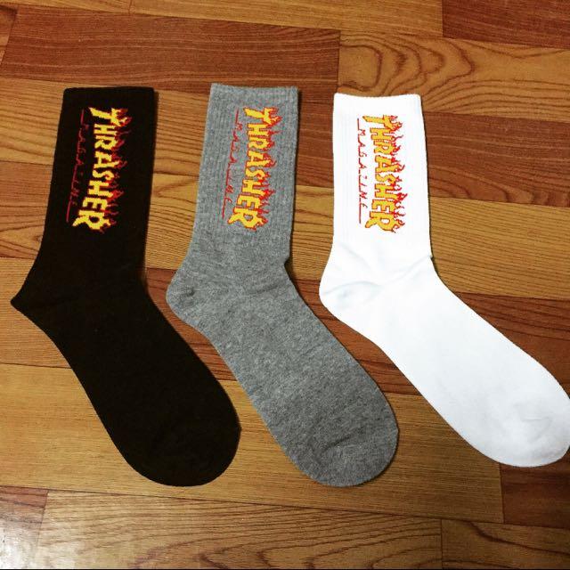 Thrasher🔥襪 少量現貨