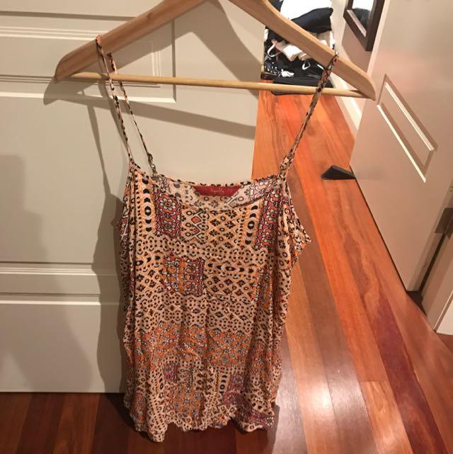 Tigerlily Shift Dress