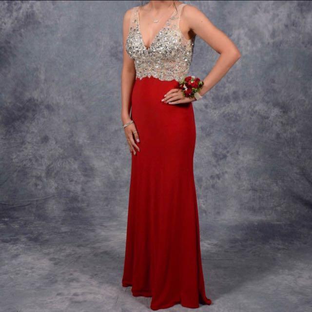 Tinaholy Formal Dress
