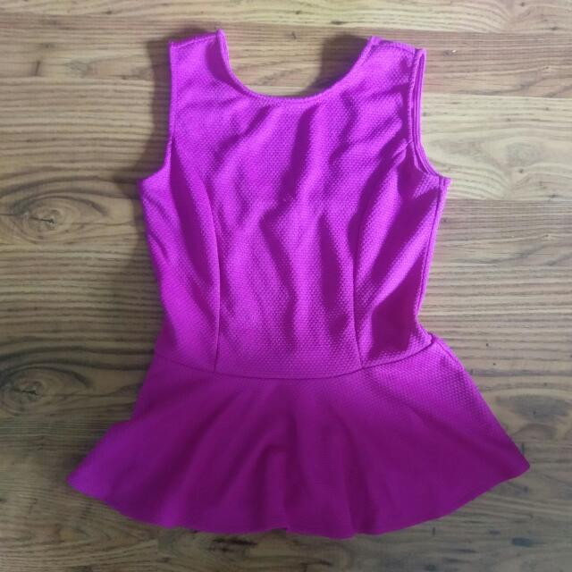 Top size 8