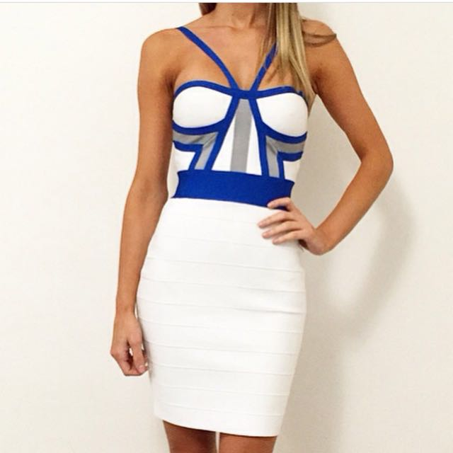 Veronica Bandage Dress