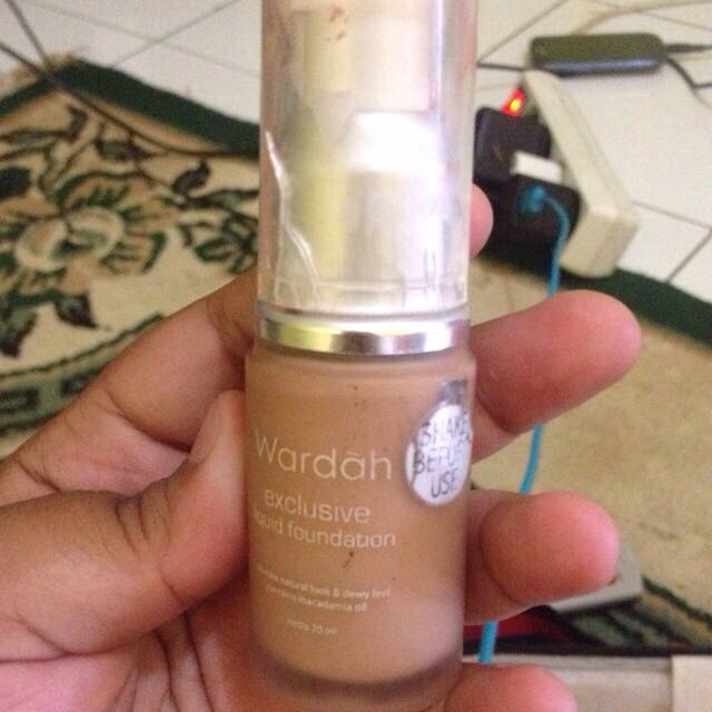 wardah foundation 04natural 90%