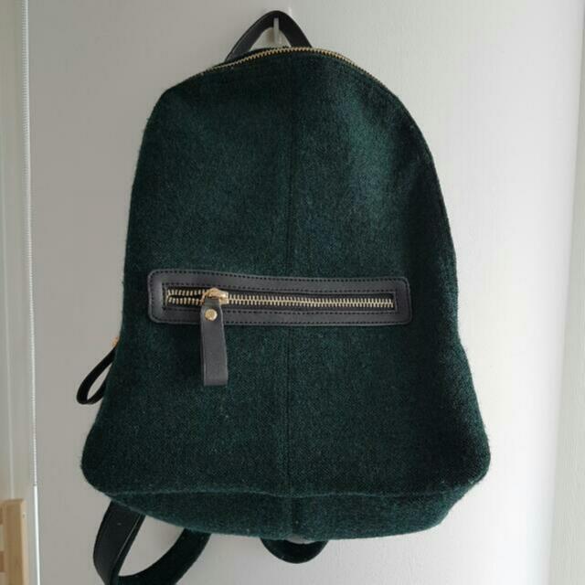 Zara wool Backpack $10