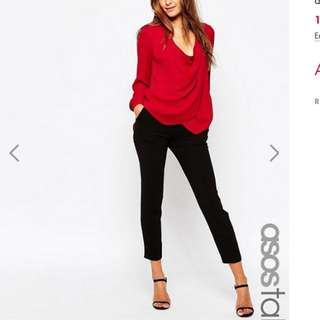 ASOS trousers size 6