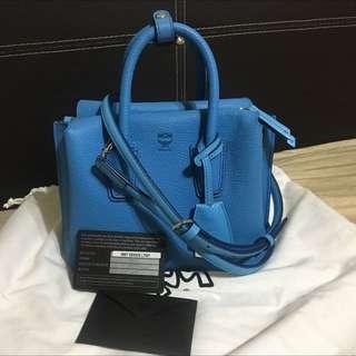 Authentic MCM Milla Bag Mini Size