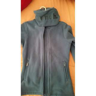 brand new  Bench fleece zip up