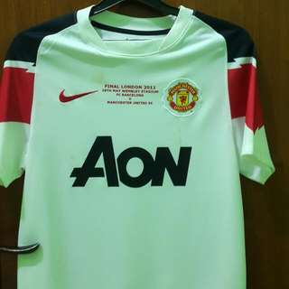 Jersey Away Man.United Limited Edition