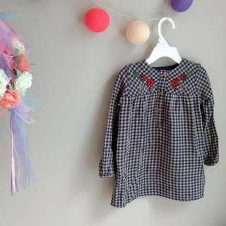 Sz 2-3 Years ZARA Dress