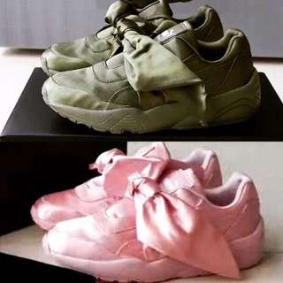 Preorder Fenty Bow Shoes