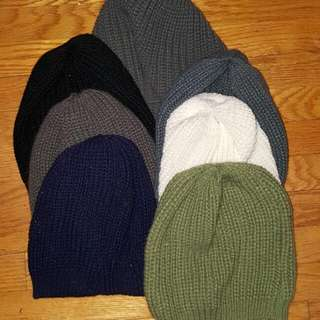 Beanie Bundle $2 Each Or $10 For All