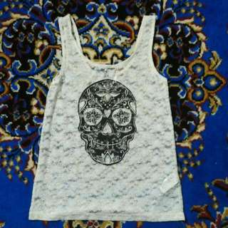 Divided H&M Lace Tanktop