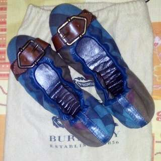 BURBERRY Authentic Doll Shoes