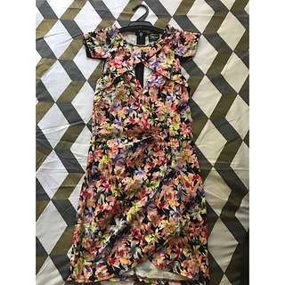 Dream House Floral Dress