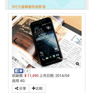 🔞HTC Desire 700 dial Function all normal