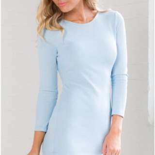 Peppermayo Blue Party Dress