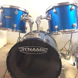 Dynamic Drum Kit