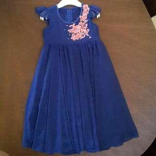 Girls Flowy Dress